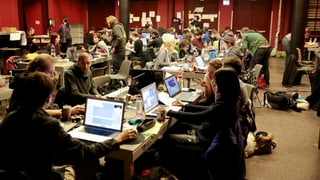 «Global Game Jam»: 1 Motto + 2 Tage - Schlaf = 1 Game