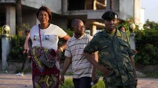 Präsidentenwahl in Teilen Kongos abermals verschoben