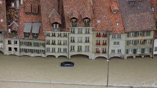 Nach dem Unwetter 2005: Besserer Schutz vor Hochwasser