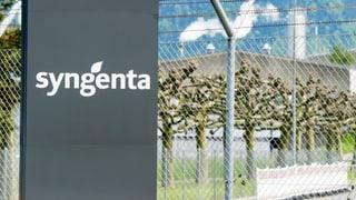 Monsanto gibt Pläne für Fusion mit Syngenta auf