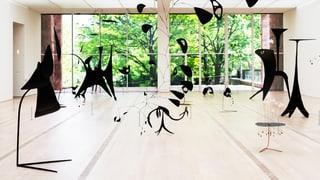 Glück der Balance: Calder und Fischli/Weiss im Beyeler-Museum