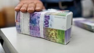 1000er-Noten als Mittel für Geldwäscher und Terroristen?