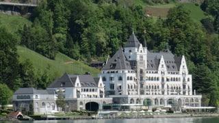 Panorama Residenz: Vitznauer Gemeinderäte müssen in den Ausstand