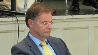 Gemeinderat Wohlen beantragt Suspendierung von Walter Dubler