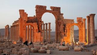 Die antike Oasenstadt Palmyra ist seit Jahrtausenden umkämpft