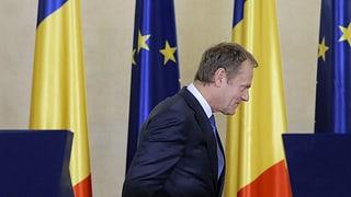 Tusk avertescha da ruptura aifer l'UE