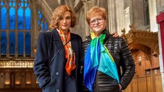 Video «Deborah Lipstadt – Kampf gegen Holocaust-Leugner» abspielen