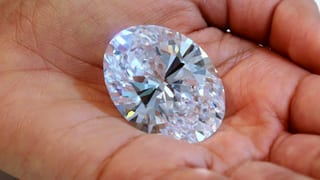 Ein Diamant von 118 Karat «fürs Portfolio»
