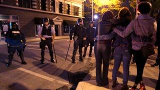 Junger Schwarzer getötet: Wieder Proteste in St. Louis