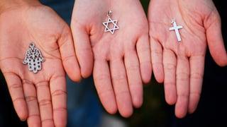 Ausgezeichneter Austausch zwischen Juden und Nicht-Juden
