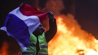 Blockade in Frankreich