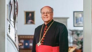 Was hat der Papst mit Bischof Huonder vor?