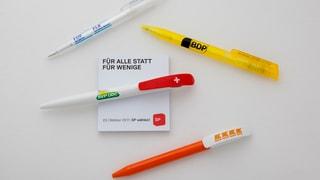 Aargauer BDP und CVP: Zwischen Streit, Zusammenarbeit und Fusion
