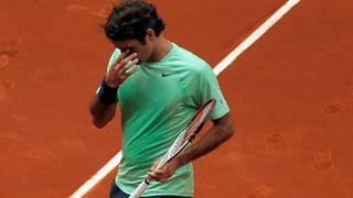 Federer in Madrid überraschend an Nishikori gescheitert