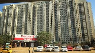 Indische Stadt Gurgaon boomt – wenn der Strom fliesst