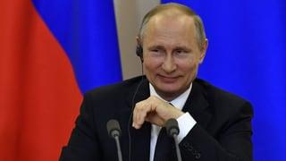 Putin eilt Trump zu Hilfe