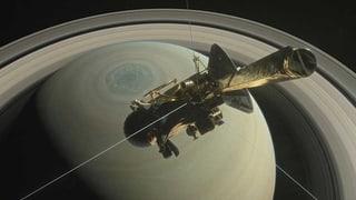 Mögliche Grundlage für Leben auf Saturn-Mond entdeckt