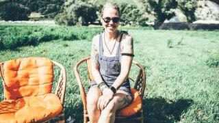 So nervös war Stefanie Heinzmann vor ihrem Gampel-Heimspiel (Artikel enthält Video)
