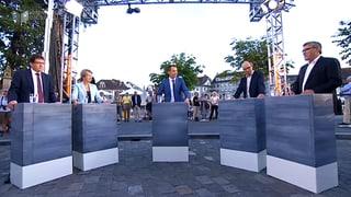 Video «Wahl-Arena: Energie» abspielen