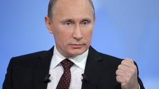 Video «Krim-Krise: Wie gefährlich ist Putin?» abspielen