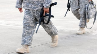 200 weitere US-Soldaten unterwegs nach Bagdad