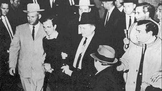 «Ich sah, wie Ruby den Kennedy-Mörder erschoss»