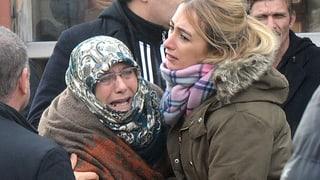 Mehrere Festnahmen nach Anschlag in Istanbul