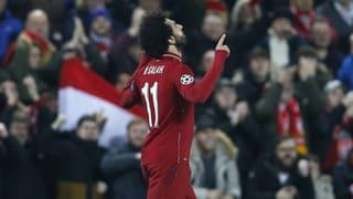 Salah schiesst Liverpool in die Achtelfinals (Artikel enthält Video)