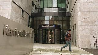 Aargauische Kantonalbank präsentiert erneut Rekordzahlen