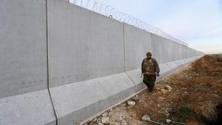 Türkei will syrische Kurden weiter attackieren