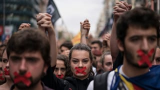 Chauma blochescha vita publica a Barcelona