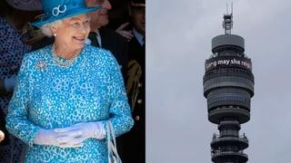 So bescheiden: Die Queen arbeitet an ihrem Rekord-Tag