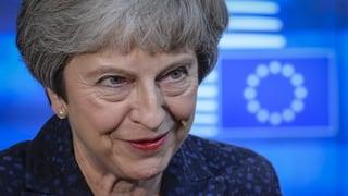 EU-Gipfel besiegelt Brexit-Vertrag