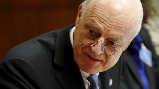 ONU sut squitsch d'opposiziun siriana avant discurs da pasch