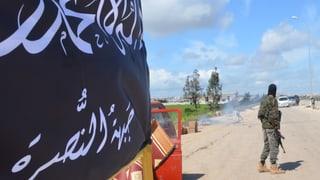 Syrien verliert Kontrolle über Grenze zu Jordanien