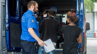 Asylzahlen um einen Drittel gesunken