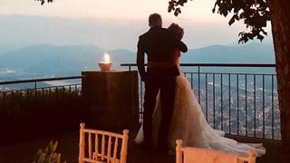 Lara Gut und Valon Behrami haben geheiratet