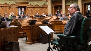 Nationalrat sagt Nein zu tieferen IV-Renten