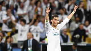 Ronaldos Wechsel zu Juventus Turin perfekt