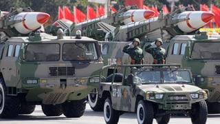 Friedensforscher: Chinas Waffenexporte explodieren