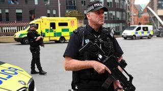 Attentäter war laut Bruder ein IS-Mitglied