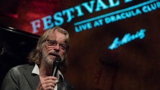 Cun Helge Schneider serra il festival da jazz las portas