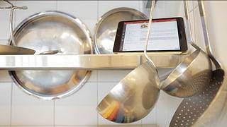 Apps bringen Ordnung ins Rezepte-Chaos (Artikel enthält Video)