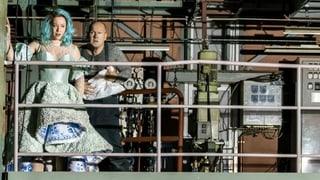 «Rigoletto» in der Fabrikhalle