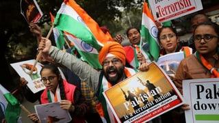 Ein anti-pakistanischer Furor braust durch Indien
