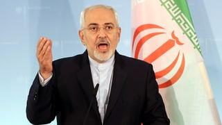 Iran kritisiert US-Sanktionen