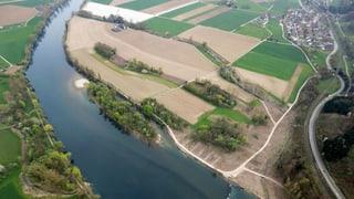 Der Auenschutzpark Rietheim erhält sein Herzstück