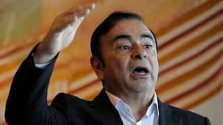 Nissan-Chef Carlos Ghosn muss seinen Stuhl räumen
