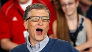 Bill Gates ist der reichste Amerikaner