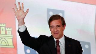 Portugals Regierung trotz «Wahlsieg» vor ungewisser Zukunft